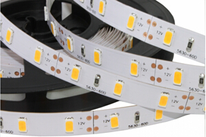 IP20 Hihg brightness 5630 smd LED flexible strip light