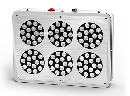 Full Spectrum CE ROHS 3 year warranty 3w led high power 540w led mushroom grow light